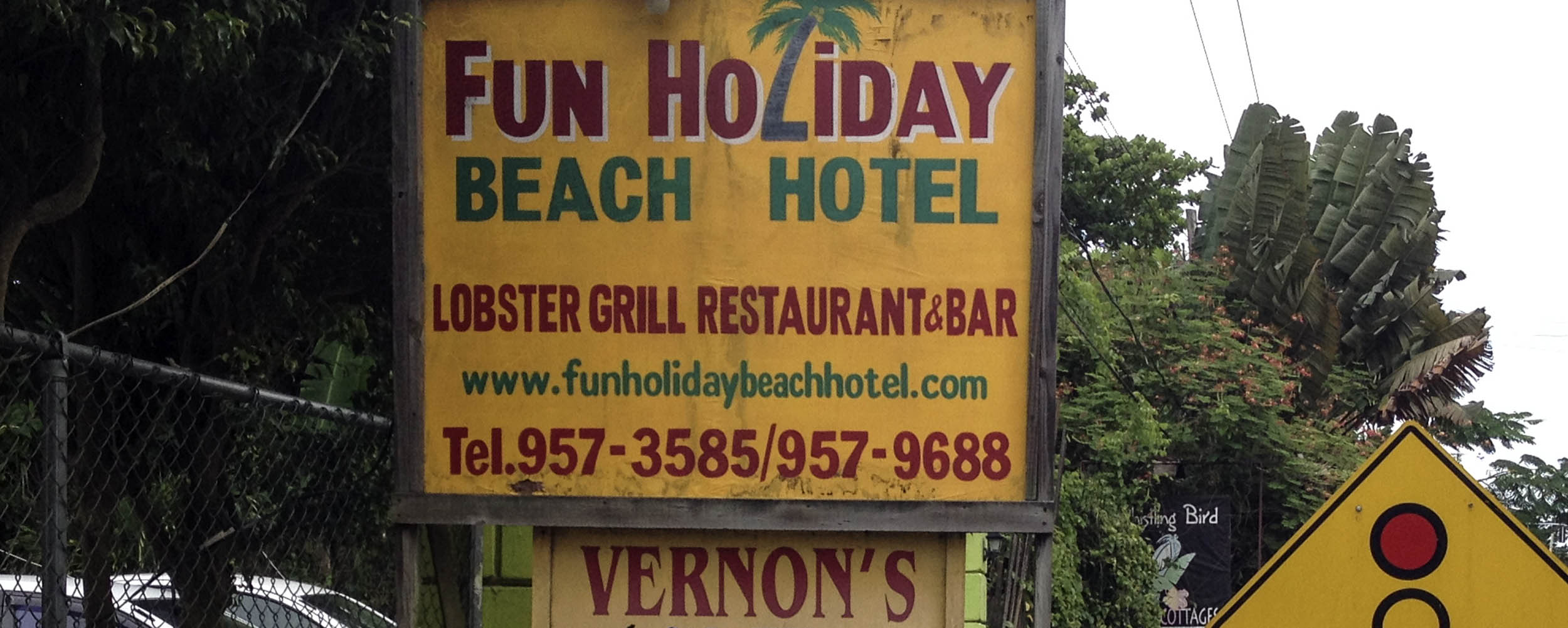 Fun Holiday Beach Hotel - Negril Jamaica